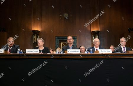 Duffie Stone, Solicitor Of The Fourteenth Judicial District, South Carolina, Professor Angela J. Campbell Communications & Technology Clinic Institute For Public Representation, Christopher McKenna, Founder and CEO of Protect Young Eyes, John F. Clark, President And Chief Executive Officer National Center for Missing and Exploited Children and Stephen Balkam, Founder And CEO Family Online Safety Institute testify before the Senate Judiciary Committee regarding internet safety for children