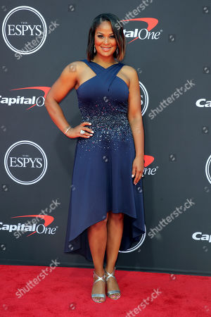 Editorial image of ESPY Awards, Arrivals, Microsoft Theater, Los Angeles, USA - 10 Jul 2019