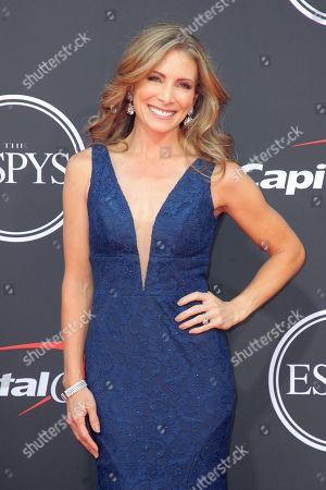 Editorial image of ESPY Awards, Arrivals, Microsoft Theater, Los Angeles, USA - 10 Jul 2019