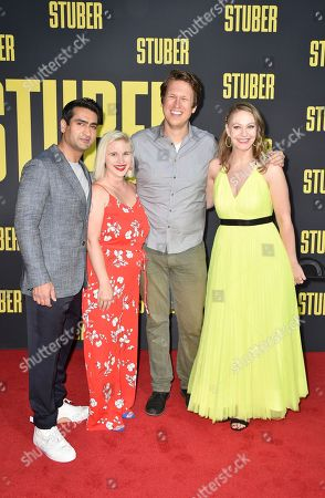 Editorial picture of 'Stuber' film premiere, Arrivals, Regal Cinemas L.A. LIVE, Los Angeles, USA - 10 Jul 2019