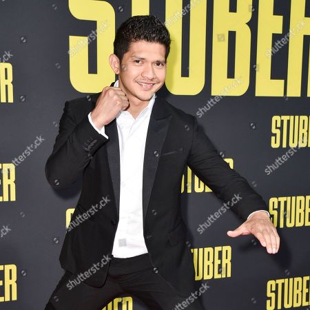 Stock Picture of Iko Uwais