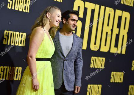 Editorial photo of 'Stuber' film premiere, Arrivals, Regal Cinemas L.A. LIVE, Los Angeles, USA - 10 Jul 2019
