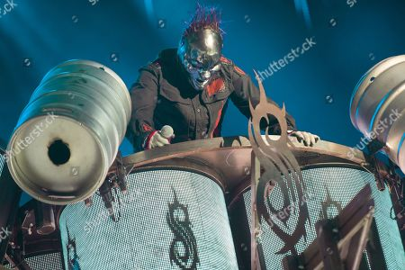 "Stock Image of Slipknot - Shawn ""Clown"" Crahan"