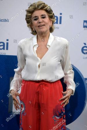 Stock Picture of Franca Leosini