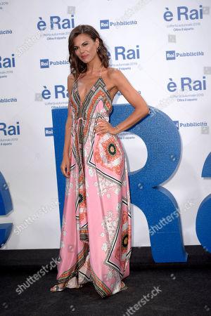 Stock Picture of Bianca Guaccero