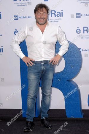 Stock Image of Sigfrido Ranucci