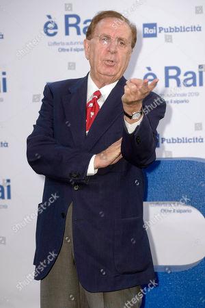 Stock Photo of Michele Mirabella