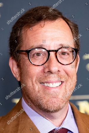 Rob Minkoff poses on the red carpet prior to the world premiere of 'The Lion King' at the Dolby Theater in Hollywood, California, USA, 09 July 2019. The film will be released in US theaters on 19 July.