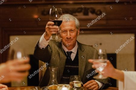 Stock Image of Charles Shaughnessy as Prince Charles