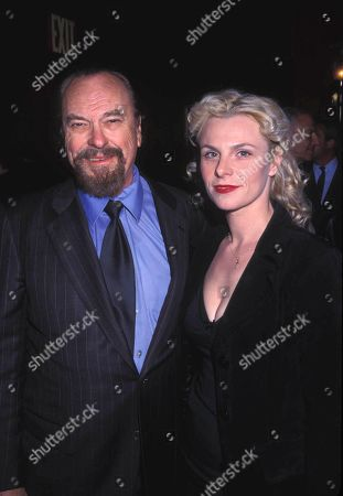 Rip Torn and daughter Angelica Page