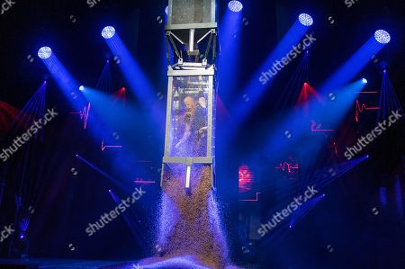 Editorial picture of 'The Illusionists' Magic Show performed at the Shaftsbury Theatre, London, UK - 08 Jul 2019