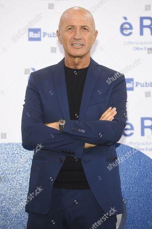 Stock Picture of Domenico Iannacone