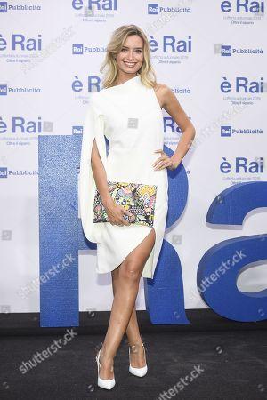Editorial photo of RAI programming launch, Milan, Italy - 09 Jul 2019