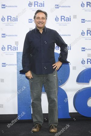 Editorial picture of RAI programming launch, Milan, Italy - 09 Jul 2019