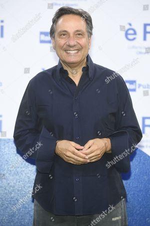 Stock Image of Mario Tozzi