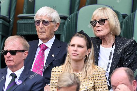 Editorial photo of Wimbledon Tennis Championships, Day 9, The All England Lawn Tennis and Croquet Club, London, UK - 10 Jul 2019