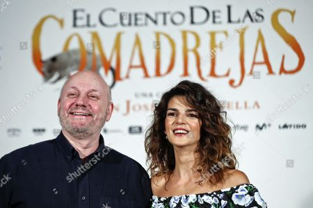 Editorial image of The Weasel's Tale Photocall in Madrid, Spain - 10 Jul 2019