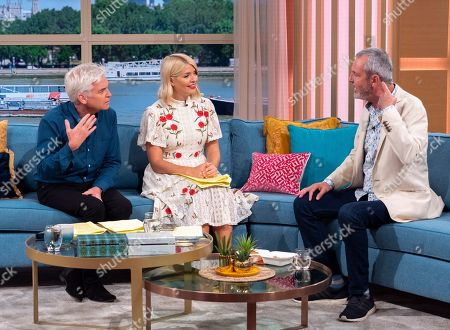 Phillip Schofield, Holly Willoughby, Neil Morrissey