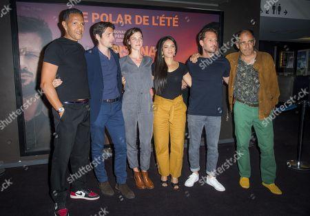 Editorial picture of 'Persona Non Grata' film premiere, Paris, France - 09 Jul 2019