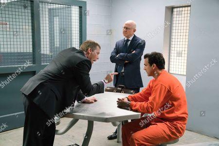 Tim Griffin as Frank Lambert and Paul Schneider as Ryan Winter