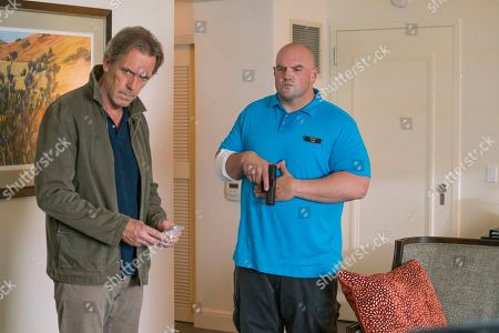 Hugh Laurie as Eldon Chance and Ethan Suplee as D