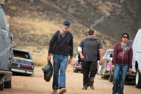 Hugh Laurie as Eldon Chance, Ethan Suplee as D and Ginger Gonzaga as Lorena