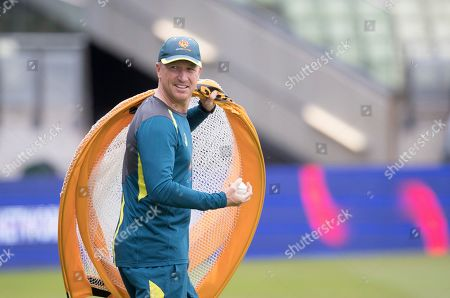Editorial photo of ICC World Cup Training, Cricket, Edgbaston Stadium, Birmingham, United Kingdom - 10 Jul 2019