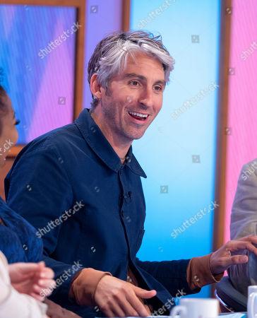 Editorial image of 'Loose Women' TV show, London, UK - 10 Jul 2019