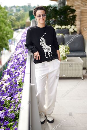 Editorial picture of The Polo Ralph Lauren Suite, Wimbledon Tennis Championships, Day 9, The All England Lawn Tennis and Croquet Club, London, UK - 10 Jul 2019