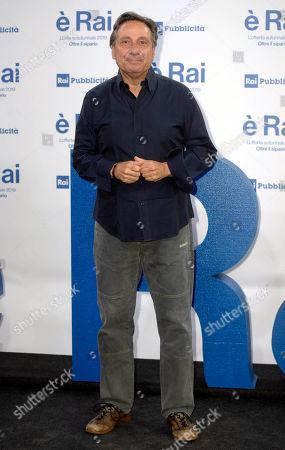 Stock Photo of Mario Tozzi