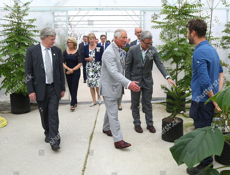 Prince Charles visit to Sussex