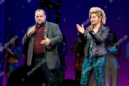 John Pasquale and Orfeh