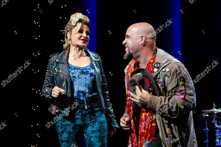 Orfeh and Eric Anderson