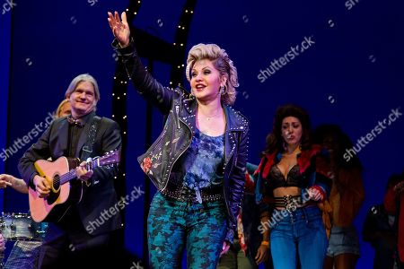 Wesley Orbison and Orfeh