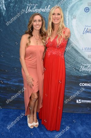 Editorial picture of 'Bethany Hamilton: Unstoppable' film premiere, Los Angeles, USA - 09 Jul 2019