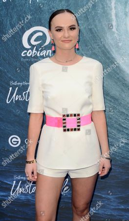 Editorial image of 'Bethany Hamilton: Unstoppable' film premiere, Los Angeles, USA - 09 Jul 2019