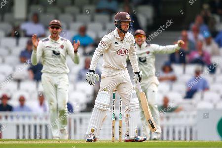 Editorial image of Surrey County Cricket Club v Kent County Cricket Club, Specsavers County Champ Div 1 - 10 Jul 2019