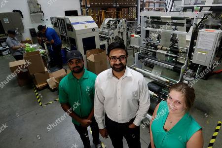 Editorial image of SmallBiz-Small Talk-Manufacturing Pitfalls, Lake Forest, USA - 05 Jul 2019