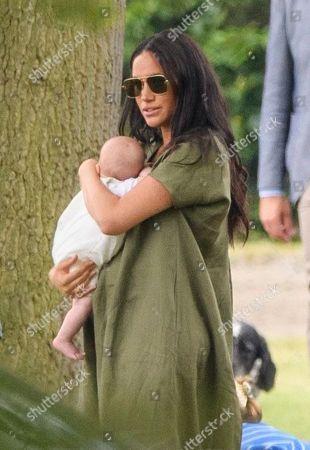 Meghan Duchess of Sussex, Archie Harrison Mountbatten-Windsor