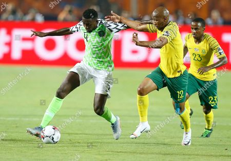 Editorial image of Africa Cup Soccer, Cairo, Egypt - 10 Jul 2019