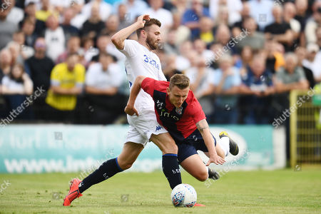 Editorial picture of York City v Leeds United, Pre season friendly, Football, Bootham Crescent, York, UK - 10 Jul 2019