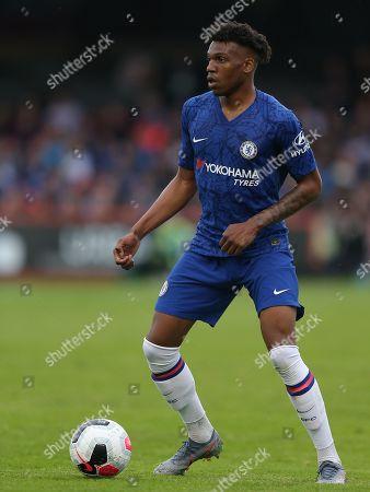 Dujon Sterling of Chelsea