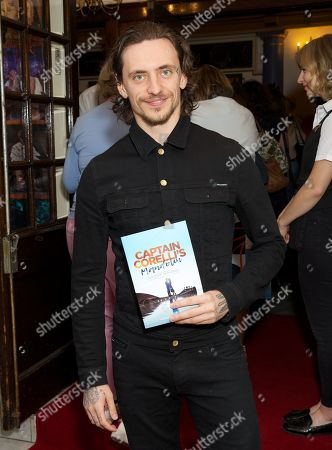 Editorial picture of West End Opening of Captain Corelli's Mandolin, Harold Pinter Theatre, London, UK - 10 Jul 2019