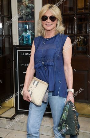 Stock Picture of Anthea Turner