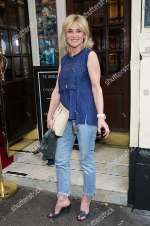 Stock Photo of Anthea Turner