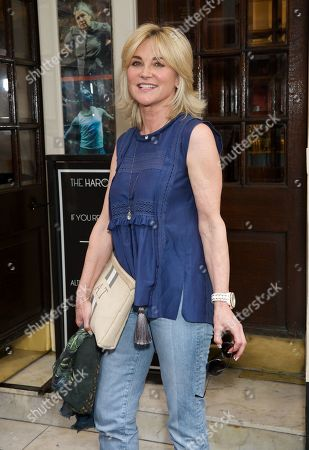 Stock Image of Anthea Turner