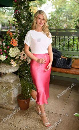 Editorial image of Ivy Kensington Brasserie x RIXO launch, London, UK - 10 Jul 2019