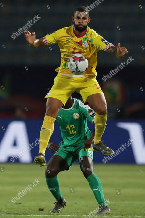 Editorial photo of Africa Cup Soccer, Cairo, Egypt - 10 Jul 2019