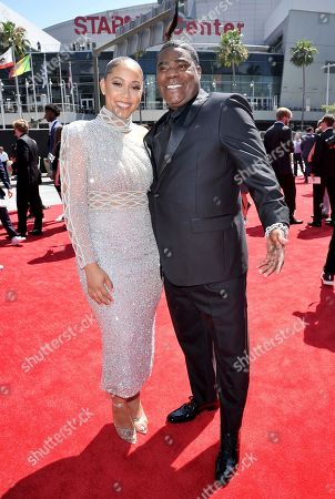 Editorial picture of 2019 ESPY Awards - Red Carpet, Los Angeles, USA - 10 Jul 2019