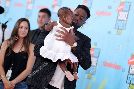 Editorial photo of Nickelodeon Kids' Choice Sports Awards, Arrivals, Barker Hanger, Los Angeles, USA - 11 Jul 2019